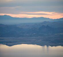 Mountain Dusk by thatsrandom