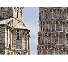 Pisa Photographic Print
