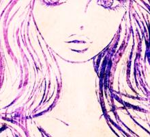 LILAS 2011-2015 portrait Sticker