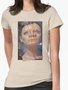 A DOLL. Womens Fitted T-Shirt