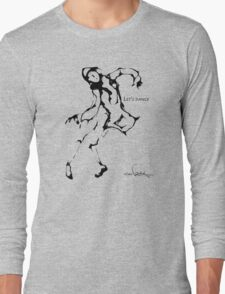 cool sketch 64 Long Sleeve T-Shirt