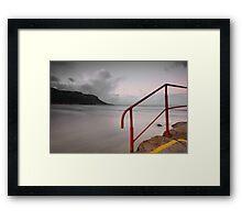Fish Hoek Framed Print