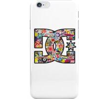 DC Sports Stickerbomb iPhone Case/Skin