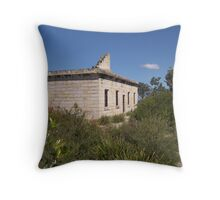 Cape St George Lighthouse Throw Pillow