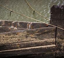 Barge hulk B22 by shaynetwright