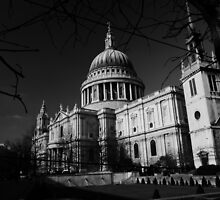 St Pauls Cathedral by DavidFrench
