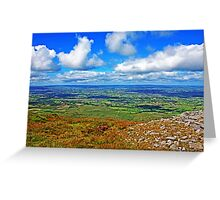 County Cork Greeting Card