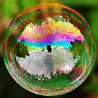 Leafy Bubble by Richard Heeks