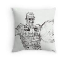'Hamilton's glory' Throw Pillow