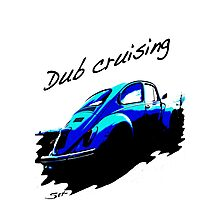 Dub cruising Photographic Print