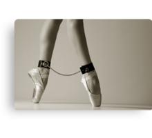Bondage ballet Canvas Print
