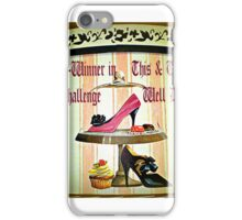 *Hatbox for Banner - This  & That* iPhone Case/Skin