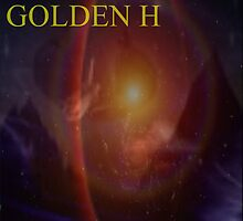 Howard Hill: Golden H e-book cover by theunaveragejoe