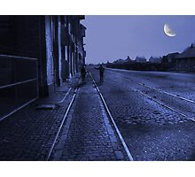 In The Moonlight Photographic Print