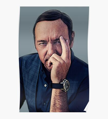 Kevin Spacey  Poster