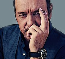 Kevin Spacey  by ToxicBaker