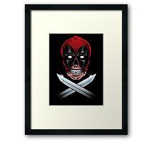 Mercenary Pirate Framed Print