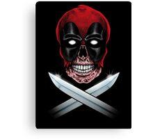 Mercenary Pirate Canvas Print