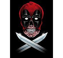 Mercenary Pirate Photographic Print