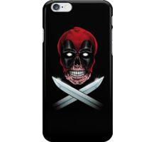 Mercenary Pirate iPhone Case/Skin
