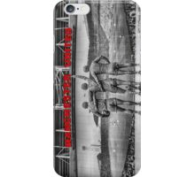 The United Trinity, Old Trafford iPhone Case/Skin