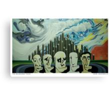 THE MELBOURNE THUGS Canvas Print
