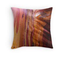 Natural Sculptor Throw Pillow