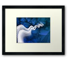 Siren Song - high res Framed Print