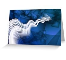 Siren Song - high res Greeting Card