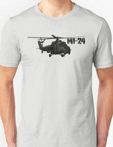 Mi-24 Unisex T-Shirt