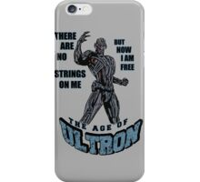 ultron iPhone Case/Skin