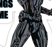 ultron Sticker
