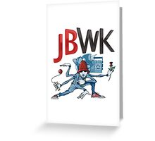 Jabbawockeez Greeting Card