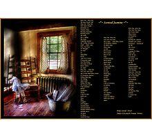 Scented Jasmine  Photographic Print