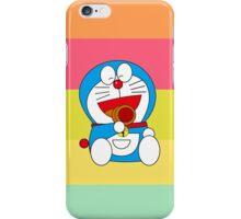 Rainbow Doraemon iPhone Case/Skin