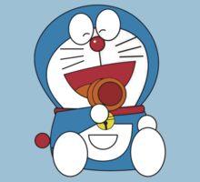 Rainbow Doraemon Kids Clothes