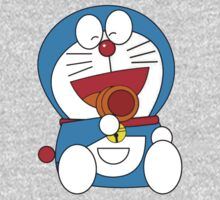 Rainbow Doraemon Kids Clothes