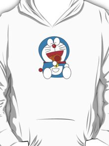 Rainbow Doraemon T-Shirt