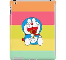Rainbow Doraemon iPad Case/Skin