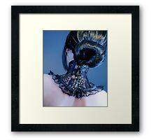 Gothic chic Framed Print
