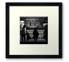 The Bull Market Framed Print