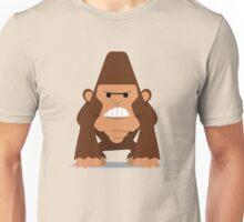 Angry Tiny Gorilla Unisex T-Shirt