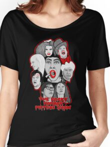 rocky horror picture show 40th anniversary tribute Women's Relaxed Fit T-Shirt