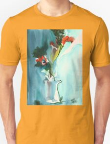 Flowers in Vase Unisex T-Shirt