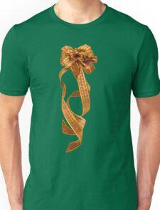 Christmas Ribbon Unisex T-Shirt