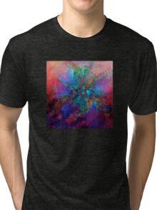 Diving Into Colour Tri-blend T-Shirt
