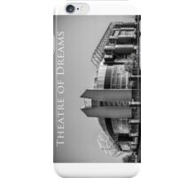 Theatre of Dreams iPhone Case/Skin