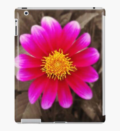 Intense pink iPad Case/Skin