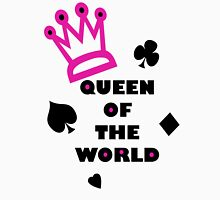 Queen of The World Womens Fitted T-Shirt