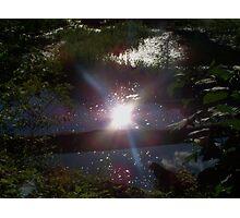Magic Moment Photographic Print
